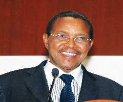 Jakaya Kikwete