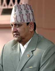Birendra Bir Bikram Shah
