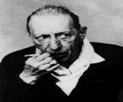 Igor Fyodorovich Stravinsky