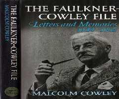 Malcolm Cowley