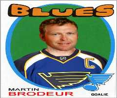 Martin Brodeur Biography Life Interesting Facts