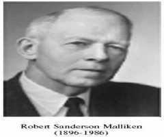 Robert Sanderson Mulliken