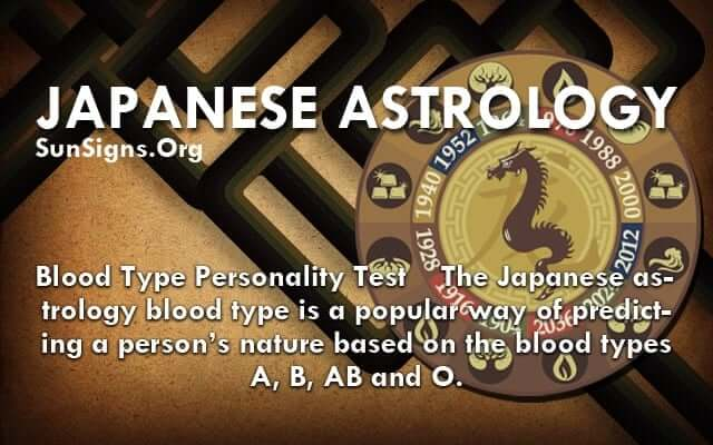 japanese astrology