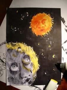 planetary realtionships