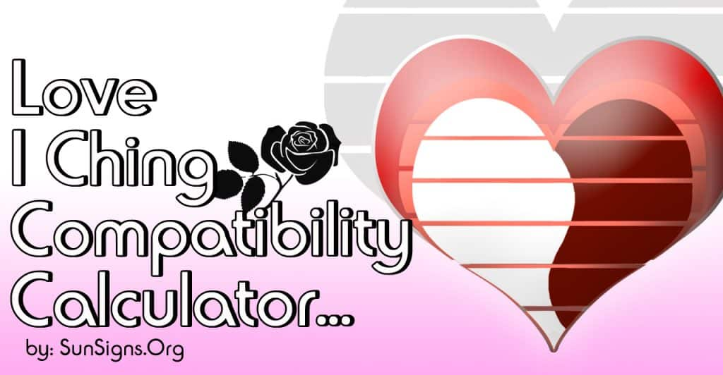 iching love compatibility. Love I Ching Compatibility Test helps you discover to what degree you and your partner are compatible.