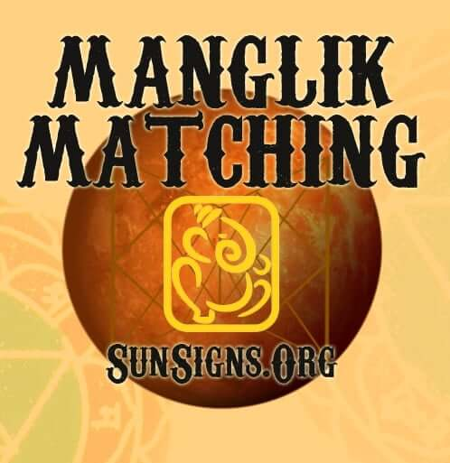 This free Manglik matching calculator can provide you with the best life partner if you have been found to be a Manglik (Mars Dosha) from your natal chart.