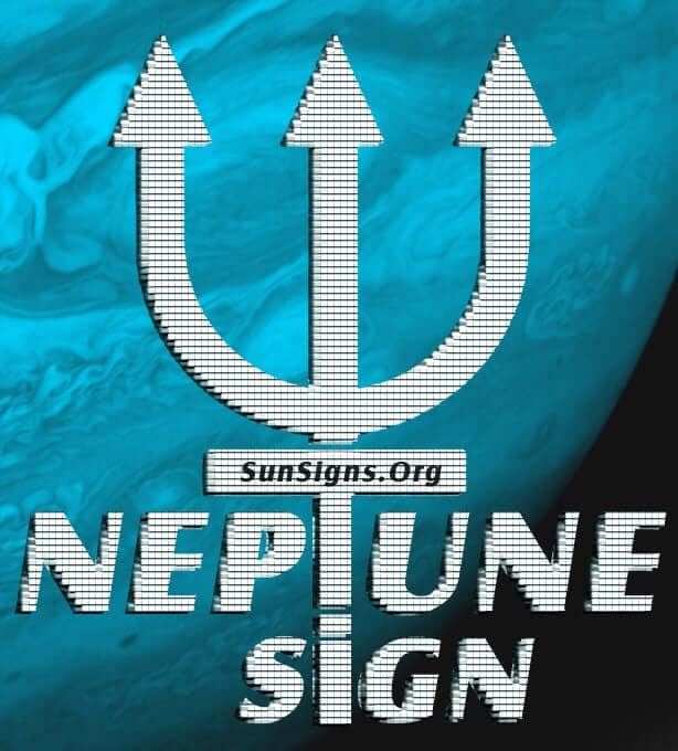 Neptune is often called the planet of spirituality.