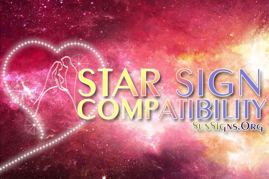 Many believe that depending on which star sign you are born under, it will show who you are likely to get along with.