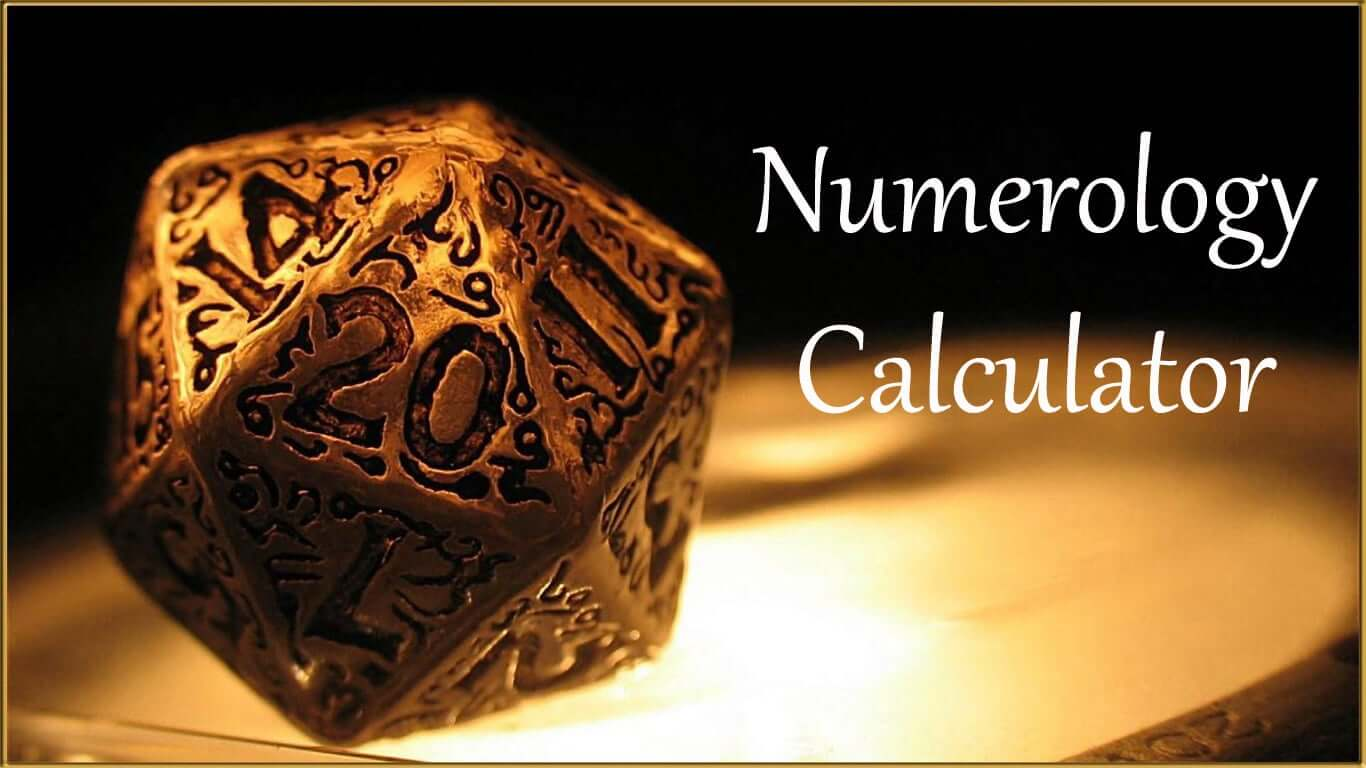 Numerology Calculator - SignSigns.Org