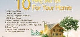 10 Feng Shui Tips For Your Home