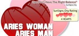aries woman aries man