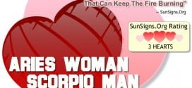 aries woman scorpio man