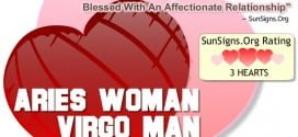 aries woman virgo man