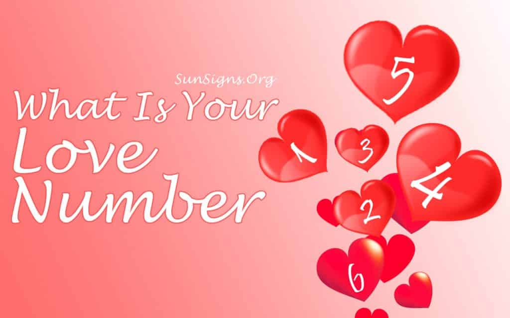 What Is Your Love Number?