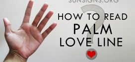 The love line in palmistry can actually predict your love life! Find out how!