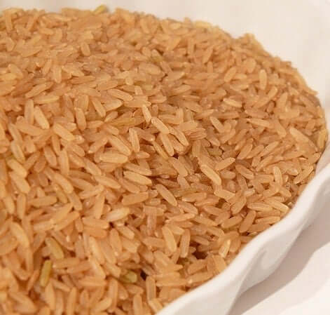 Placing a bowl of uncooked rice underneath your bed is said to increase the fertility of whoever sleeps on the bed