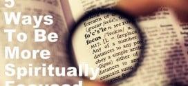 spiritual focus