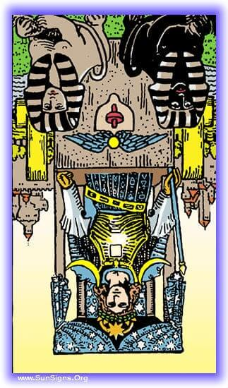 This tarot meditation on the Chariot card reversed will lead you into the realm of defeat, frustration, prolonged victory, and the road you travel will be a hard one. Prepare yourself.