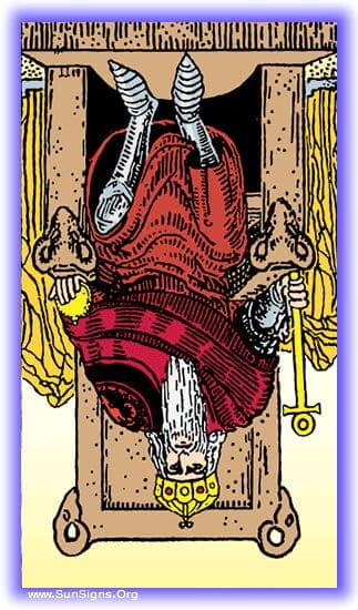 This tarot meditation on the Emperor card reversed will be focusing on power out of control, the tyrannical leader, and the masculine principle out of control.