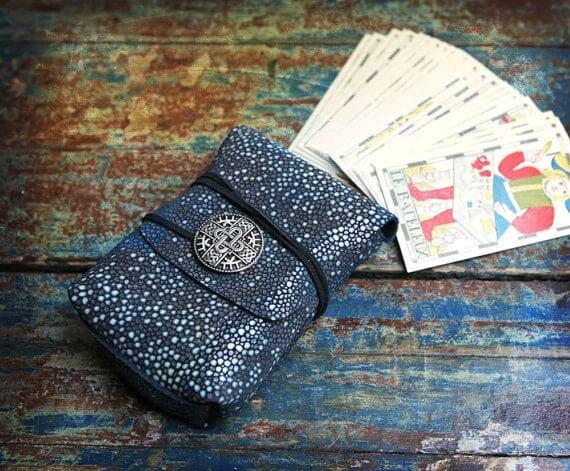 tarot cards case
