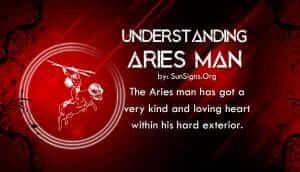 understanding aries man