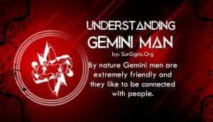 understanding gemini man