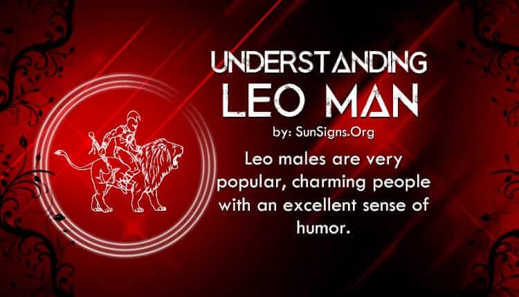 understanding leo man