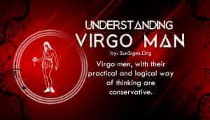 understanding virgo man