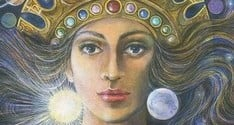 Goddess Ishtar