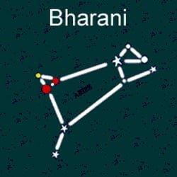 bharani birth star