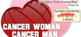 cancer woman cancer man