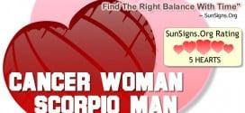 cancer woman scorpio man