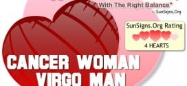 cancer woman virgo man