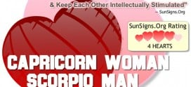 capricorn woman scorpio man