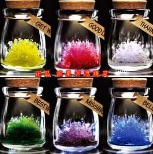 There are some concerns to take into account when using crystals in magick to charge oil