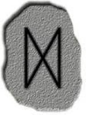 dagaz-merkstave