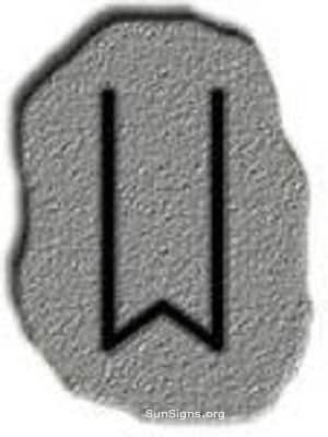 ehwaz merkstave