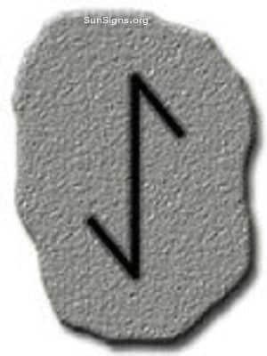 Eihwaz rune love