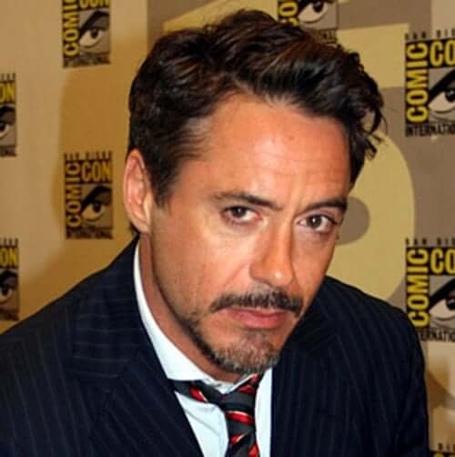 Famous People with Bipolar Disorder Robert Downey Jr., actor