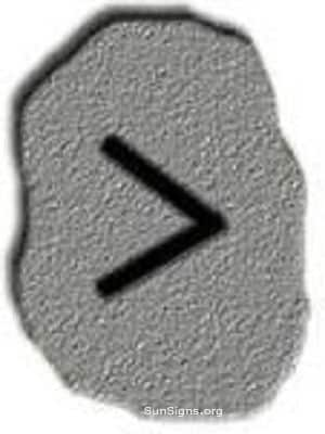 kaunan merkstave
