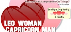 Leo Woman Capricorn Man. A Complicated Relationship Where You Will Have To Work For Love And Compromise On Things