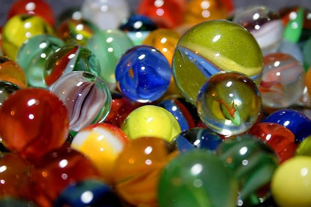 marbles divination
