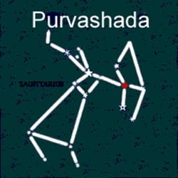 purvashada birthstar