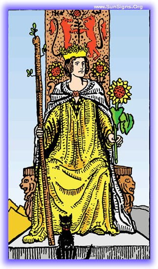 queen of wands