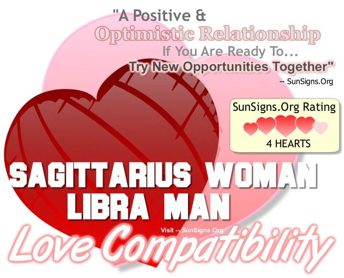 Libra Man And Sagittarius Women 86