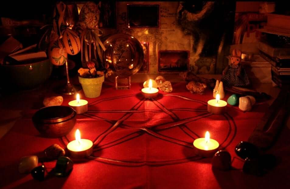 Samhain is a deeply important Wicca or Pagan holiday.