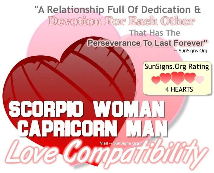 Scorpio Woman Bed In Capricorn Man