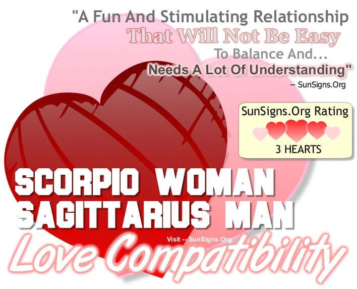 What Sagittarius Men Like In A Woman