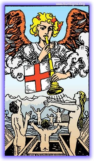 This tarot meditation on the upright Judgement card will focus on inner truth, our absolute pure self, and conviction.