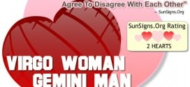 virgo woman gemini man
